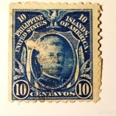 Sellos: FILIPINAS 1906-1910?? 1911-1926??. Lote 223026283