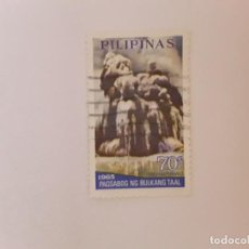 Selos: FILIPINAS SELLO USADO. Lote 224046257