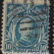 Selos: FILIPINAS YVERT 208A. Lote 258234065