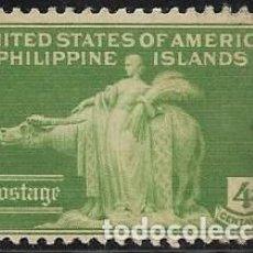 Selos: FILIPINAS YVERT 248. Lote 258234760