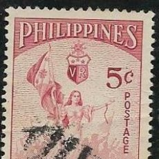 Selos: FILIPINAS YVERT 427. Lote 258234950