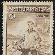 Selos: FILIPINAS YVERT 433. Lote 258235010