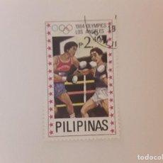 Francobolli: FILIPINAS SELLO USADO. Lote 267762244