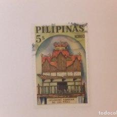 Francobolli: FILIPINAS SELLO USADO. Lote 267762284