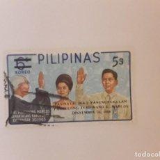 Francobolli: FILIPINAS SELLO USADO. Lote 267762329