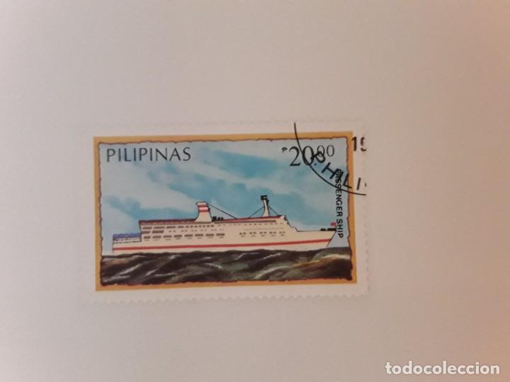 FILIPINAS SELLO USADO (Sellos - Extranjero - Asia - Filipinas)