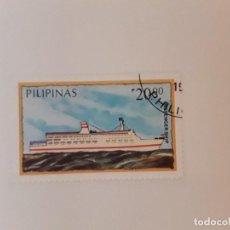 Francobolli: FILIPINAS SELLO USADO. Lote 267875859