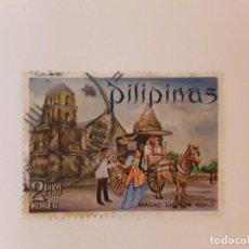 Selos: FILIPINAS SELLO USADO. Lote 270532533