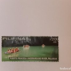 Selos: AÑO 2008 FILIPINAS SELLO USADO. Lote 272182413
