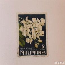 Selos: FILIPINAS SELLO USADO. Lote 272182793