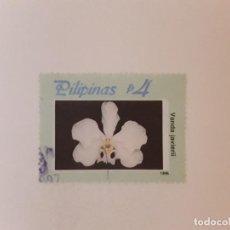 Selos: FILIPINAS SELLO USADO. Lote 272183058
