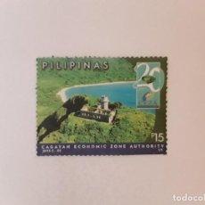 Selos: AÑO 2015 FILIPINAS SELLO USADO. Lote 273936973