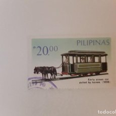 Selos: FILIPINAS SELLO USADO. Lote 275710933