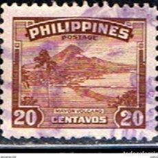 Sellos: FILIPINAS // YVERT 329 // 1947 ... USADO. Lote 279445528