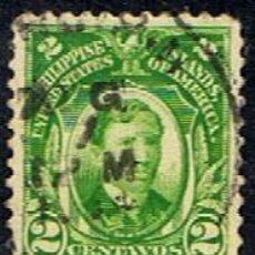 Sellos: FILIPINAS // YVERT 204 // 1906-14 ... USADO. Lote 279445993