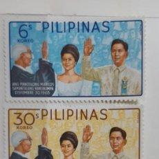 Sellos: FILIPINAS,1965.. Lote 286251448