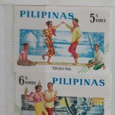 Sellos: FILIPINAS,1963.. Lote 286252568