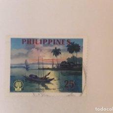 Francobolli: FILIPINAS SELLO USADO. Lote 286938613