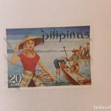 Francobolli: FILIPINAS SELLO USADO. Lote 286938633