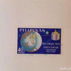 Francobolli: FILIPINAS SELLO USADO. Lote 288151048