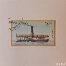 Sellos: FILIPINAS SELLO USADO. Lote 289216528