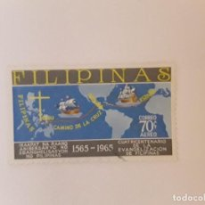 Sellos: FILIPINAS SELLO USADO. Lote 289216758