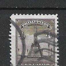 Sellos: FILIPINAS SELLO USADO - 15/62. Lote 289591033