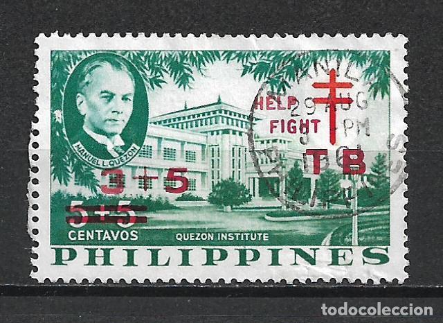 FILIPINAS SELLO USADO - 20/19 (Sellos - Extranjero - Asia - Filipinas)