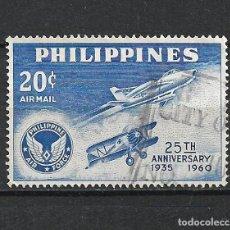 Sellos: FILIPINAS SELLO USADO - 20/19. Lote 290005158