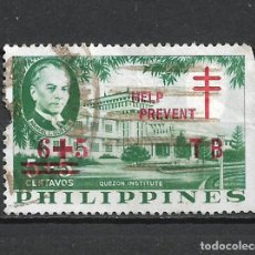 Sellos: FILIPINAS SELLO USADO - 20/19. Lote 290005233
