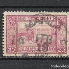 Sellos: FILIPINAS SELLO USADO - 20/19. Lote 290005293
