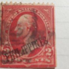 Sellos: PRIMER SELLO U.S.A. EN FILIPINAS, 1903. Lote 291392863