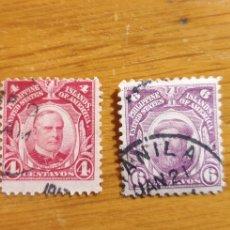 Sellos: PRIMERA SERIE DE SELLOS EN FILIPINAS, 1903. Lote 292171428