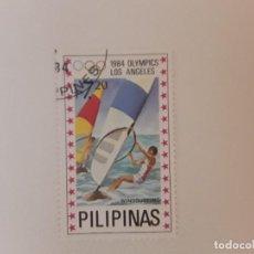 Sellos: AÑO 1984 FILIPINAS SELLO USADO. Lote 293598388