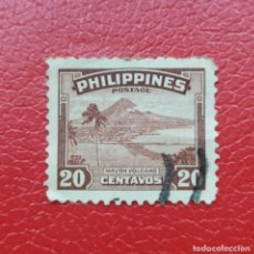 Sellos: ## FILIPINAS USADO MAYON VOLCAN 20 C. ##. Lote 295815703