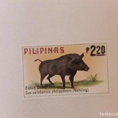 Sellos: FILIPINAS SELLO USADO. Lote 297013683