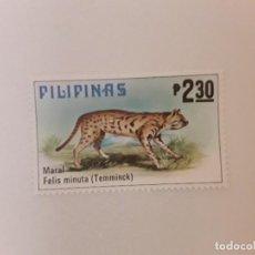 Sellos: FILIPINAS SELLO USADO. Lote 297013713