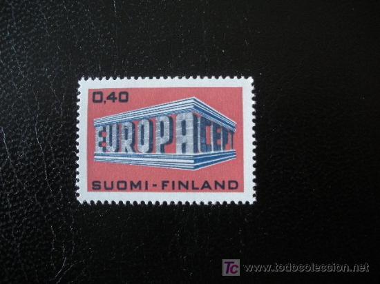 FINLANDIA 1969 IVERT 623 *** EUROPA (Sellos - Extranjero - Europa - Finlandia)