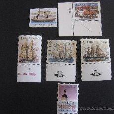 Sellos: AÑO 1988 COMPLETO DE ALAND,FINLANDIA. Lote 22392770
