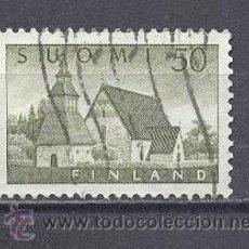 Sellos: FINLANDIA- 1963-74, USADO. Lote 22143039