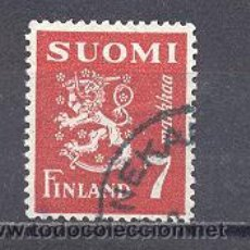 Sellos: FINLANDIA- , USADO. Lote 22143582