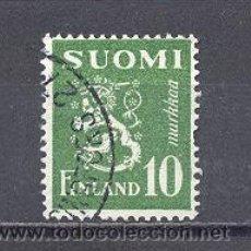 Sellos: FINLANDIA- , USADO. Lote 22143592