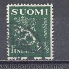 Sellos: FINLANDIA- , USADO. Lote 22143594