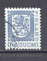 FINLANDIA- , USADO (Sellos - Extranjero - Europa - Finlandia)