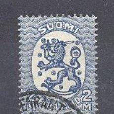 Sellos: FINLANDIA- , USADO. Lote 22143690