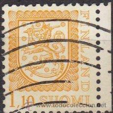 Sellos: FINLANDIA 1979 SCOTT 565 SELLO SERIE BASICA HERALDICA USADO SUOMI FINLAND MICHEL 834 . Lote 10963468