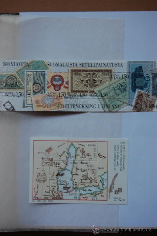 Sellos: Finlandia, año 1985. - Foto 2 - 29866398