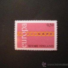 Sellos: FINLANDIA 1971 IVERT 654 *** EUROPA. Lote 29454307