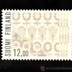 Sellos: FINLANDIA 936** - AÑO 1985 - ARTESANIA. Lote 39119391