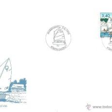 Sellos: FINLANDIA - FDC ALAND. Lote 46757579